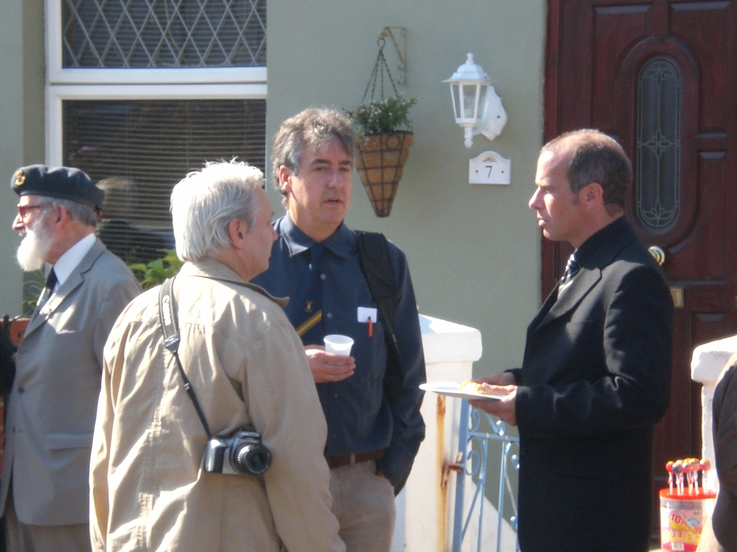Private  William Cooper Event in Worthing Sussex CIMG3686