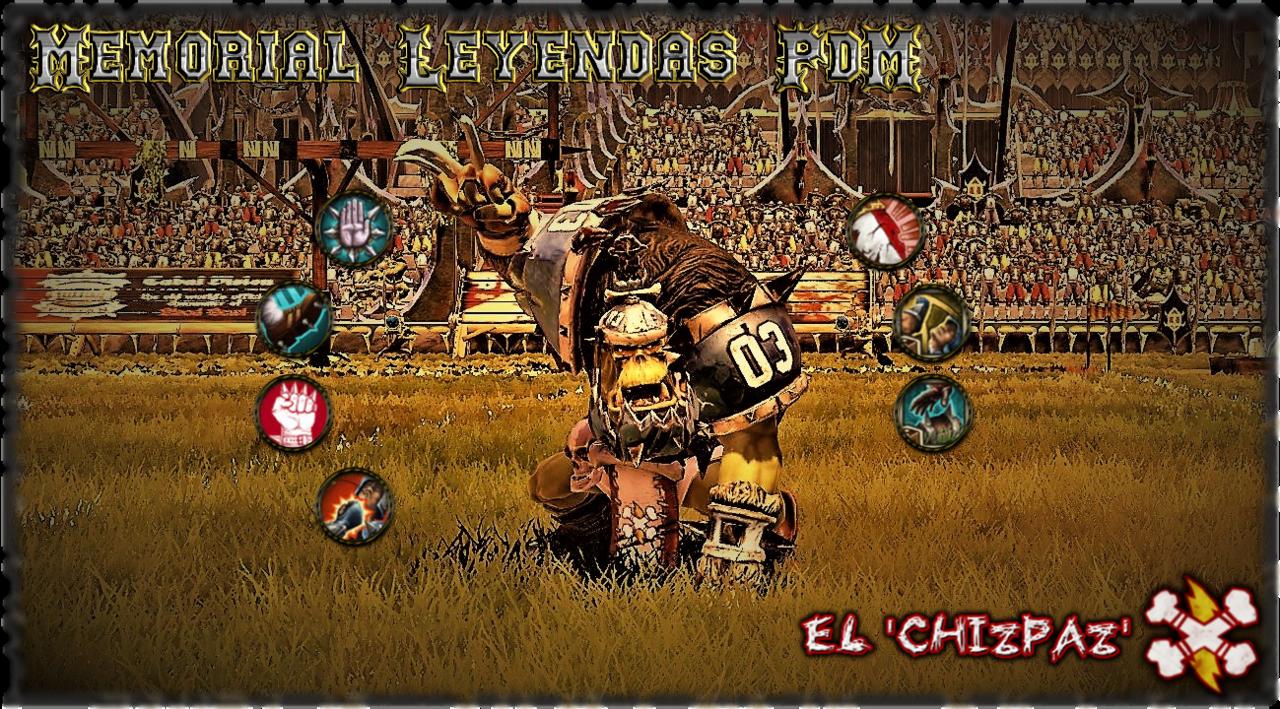 GRUPO 1 - Jornada 2 hasta el 5/2 2017_Memorial_Leyendas_El_Chizpaz_Skills
