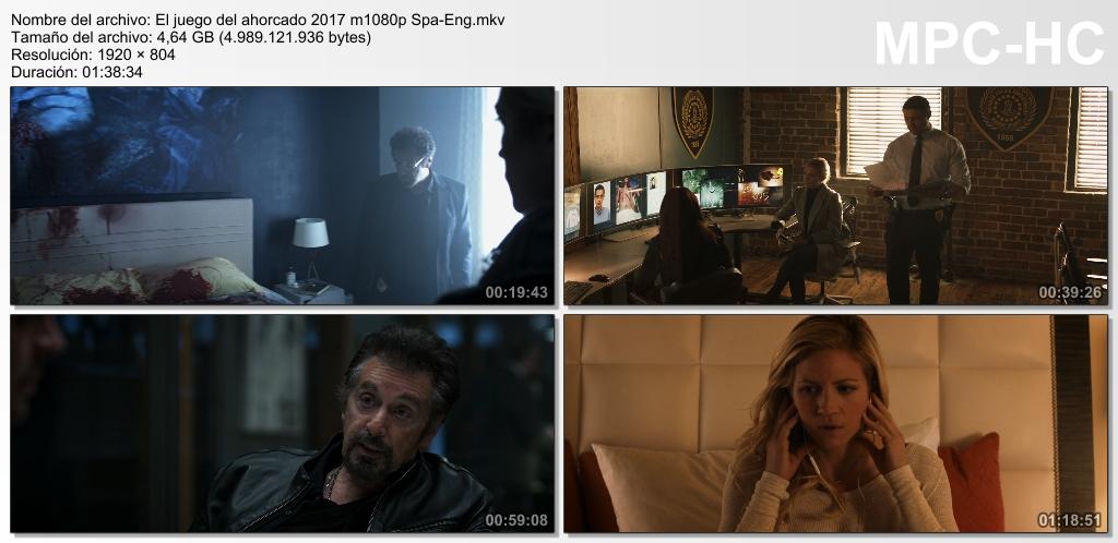El juego del ahorcado (Hangman) 2017 [Ver + Descargar] [HD 1080p] [Spa-Eng] [Thriller] El_juego_del_ahorcado_2017_m1080p_Spa-_Eng.mkv_thumbs