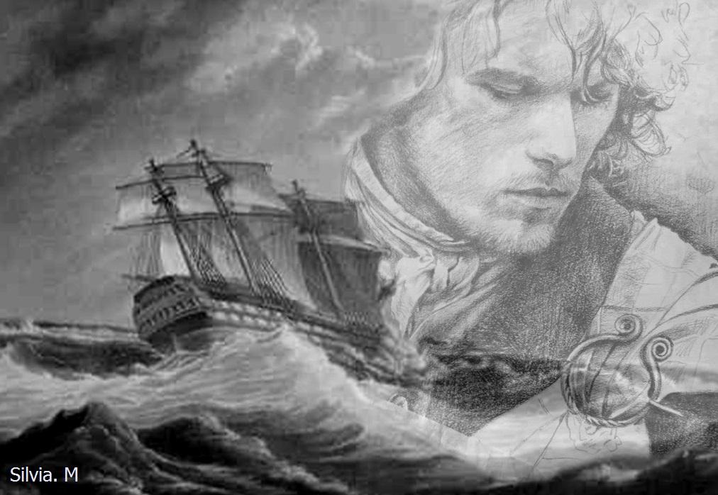 Los viajes de James Fraser en barco UIUYYY_ESTE_QUE_CHULOOOOOO