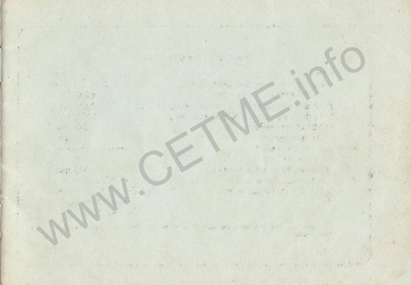 1956 - DESCRIPCION ABREVIADA DEL FUSIL DE ASALTO CETME - CETME A-2a  1956_CETME_A-2a_FORO_035