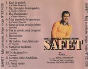 Safet Isovic - Kolekcija Safet_Isovic_-_Moj_zumbule_brigo_moja_Zadnja