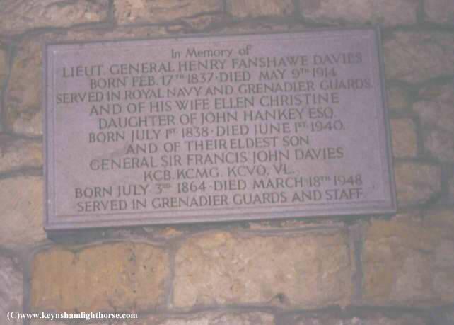 The Keynsham Light Horse Part 2 Hfdavies_ggds