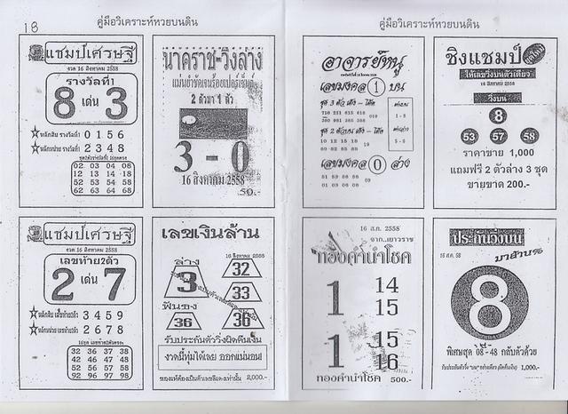 16 / 08 / 2558 MAGAZINE PAPER  Image1000