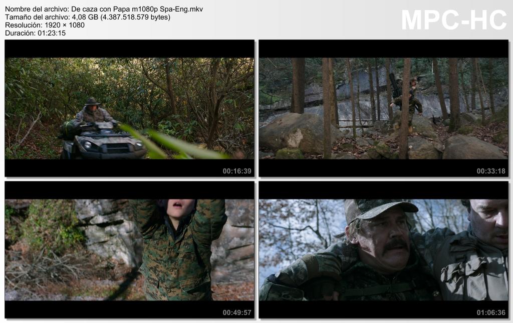 De caza con papá (2018) [Ver Online] [Descargar] [HD 1080p] [Español-Inglés] [Comedia] De_caza_con_Papa_m1080p_Spa-_Eng.mkv_thumbs