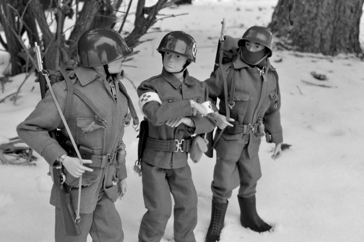Paying the Medic (1944) Medic