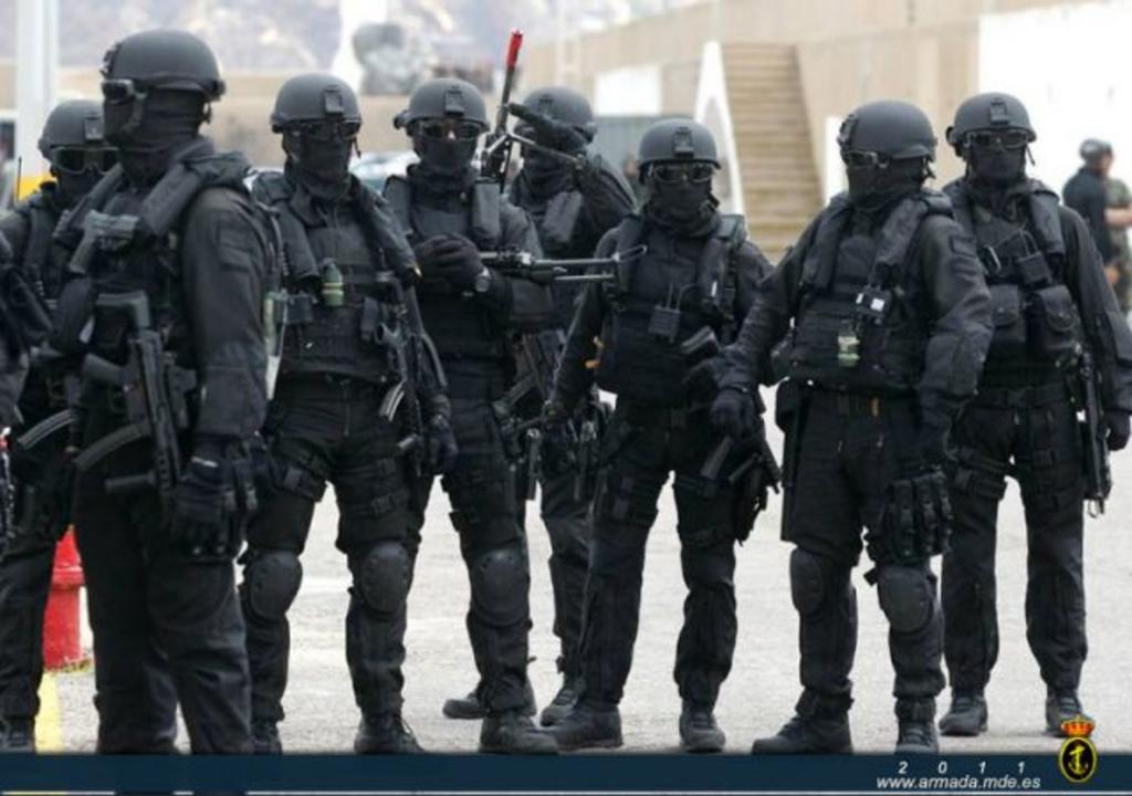 Noviembre de 2014 - Diciembre de 2016. Nuevo casco de combate para el Ejército español. FGNE_fuerza_de_Guerra_Naval_Especifica_Inf_Mar