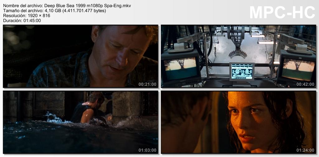 Deep Blue Sea (1999) [Ver Online] [Descargar] [HD 1080p] [Spanish - English] [Terror] Deep_Blue_Sea_1999_m1080p_Spa-_Eng.mkv_thumbs