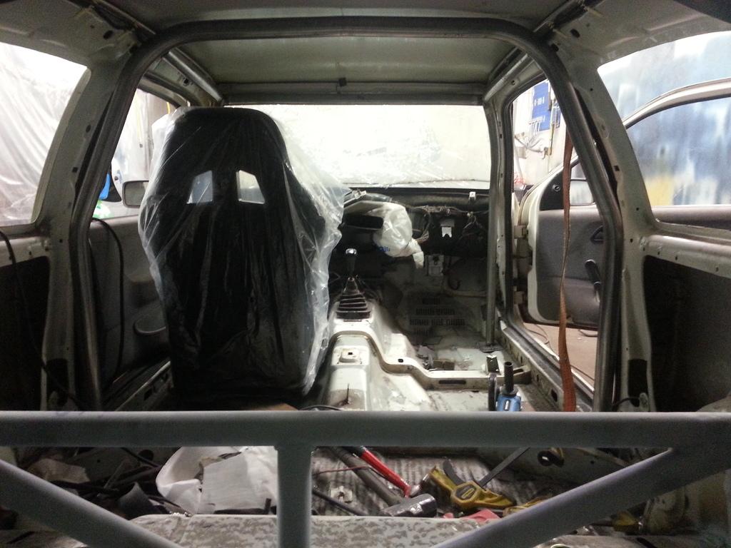 Joel - Ford Sierra 2,0 -88: Isbil goes turbo Update 2017-08-30 - Sida 4 132