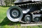 Немецкий легкий танк PzKpfw 35(t) (LT vz.35). Военный музей в замке Калемегдан, г.Белград SG201795