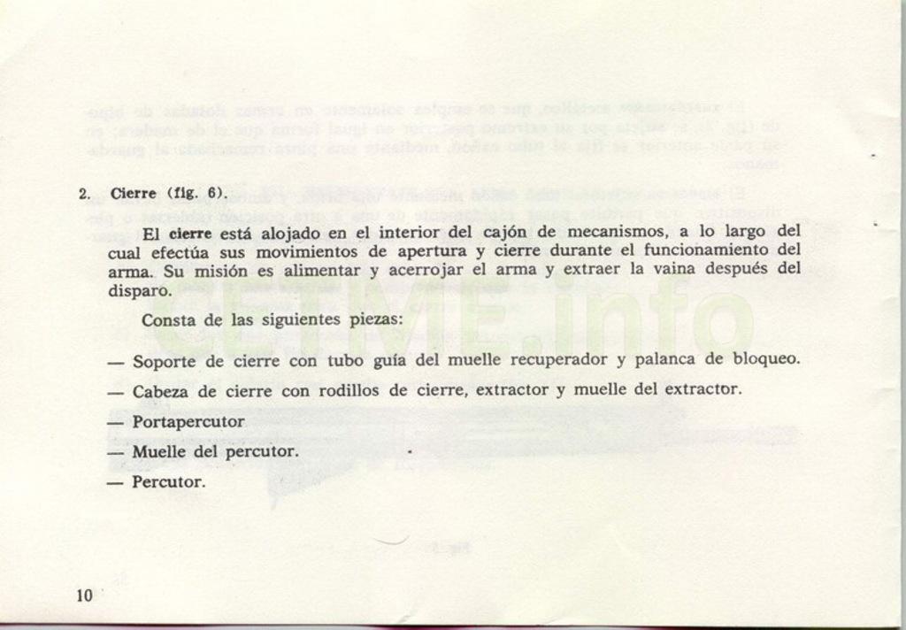 "Manual CETME C ""Santa Bárbara"" 1º Modelo. Manual_p10"