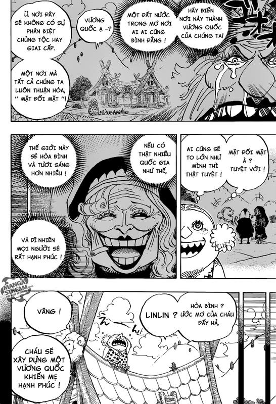 One Piece Chapter 868: Đầu đạn KX Image
