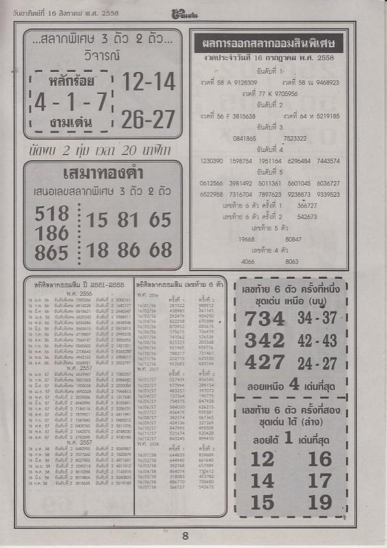 16 / 08 / 2558 FIRST PAPER Tingkanomjean_8