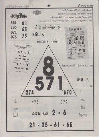 16 / 08 / 2558 MAGAZINE PAPER  Jaoporpakdang_9