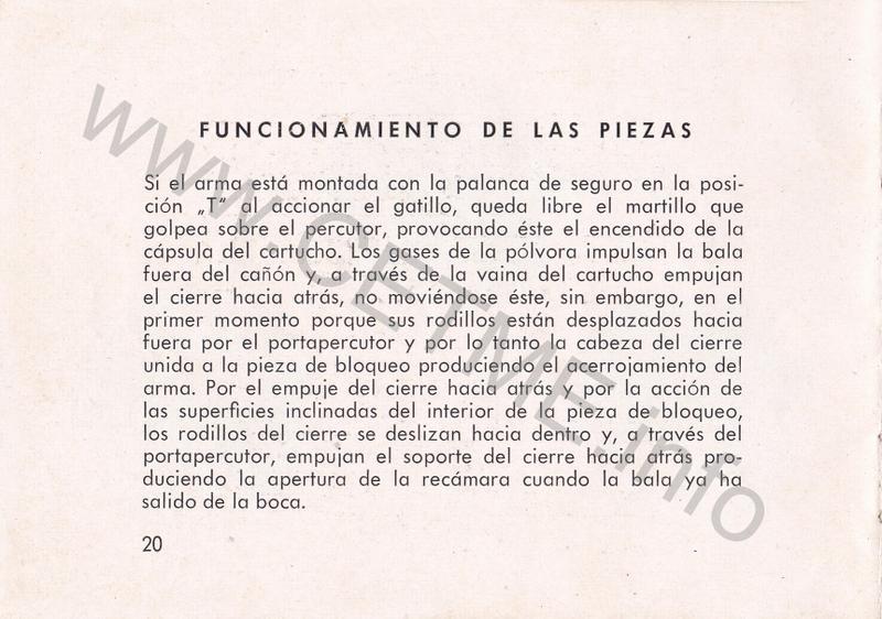 1956 - DESCRIPCION ABREVIADA DEL FUSIL DE ASALTO CETME - CETME A-2a  1956_CETME_A-2a_FORO_022