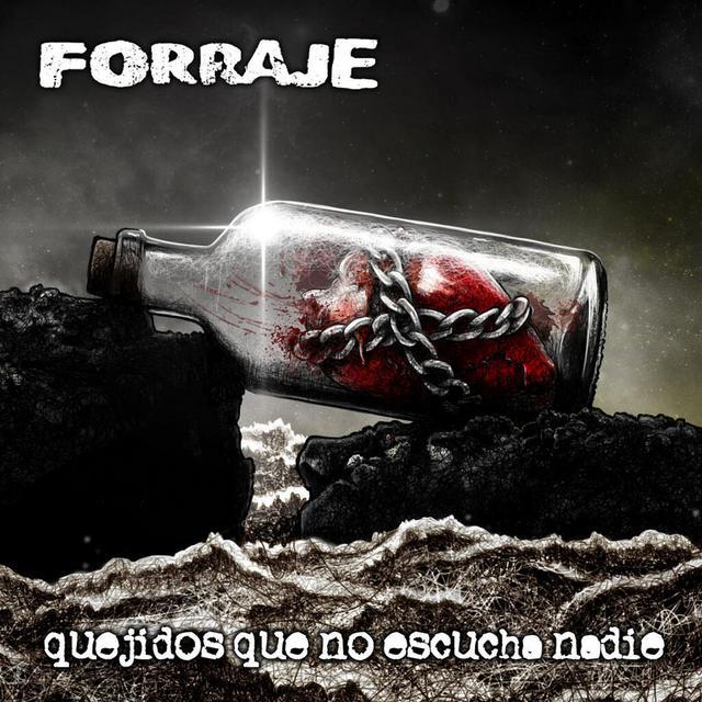 Forraje - Quejidos Que No Escucha Nadie (2013) [Descargar]  [Mp3] [Rock] Frontal