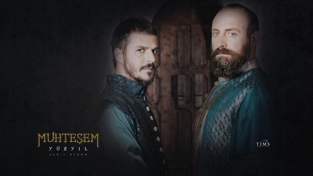 Solimán el Magnífico Sehzade_Mustafa_muhtesem_yuzyil_magnificent_cent