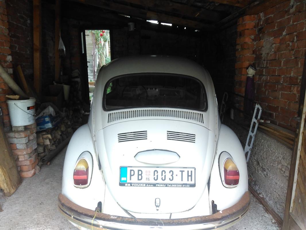 VW 1300J, 1971. Spašena od starog gvožđa. - Page 2 IMG_20170523_161311