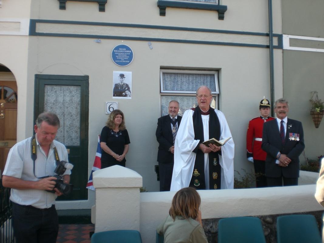 Private  William Cooper Event in Worthing Sussex CIMG3714