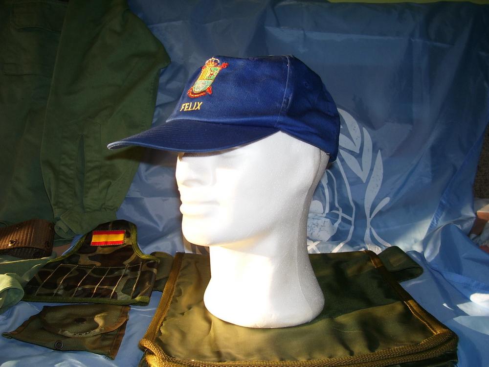 Prendas de cabeza de Naciones Unidas. 1995_Bosnia_RGG_007_AGT_Aragon