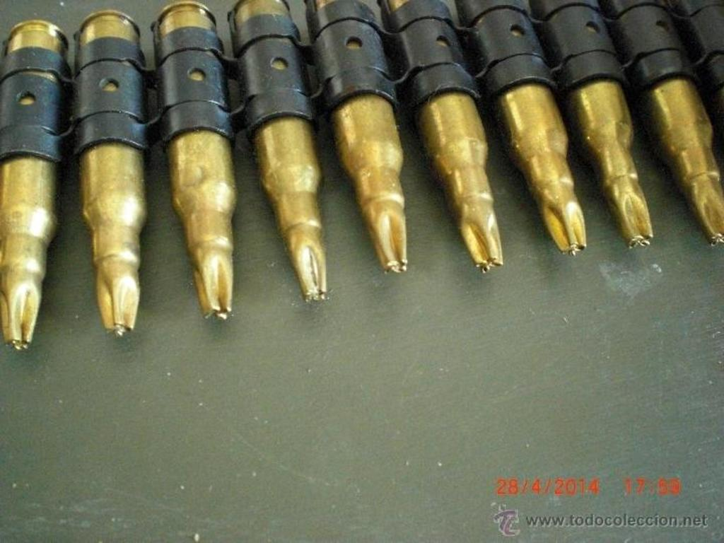 Cargador de plástico para munición de fogueo Minimi/M249. ¿Posible uso en la AMELI? 43058431_19775871