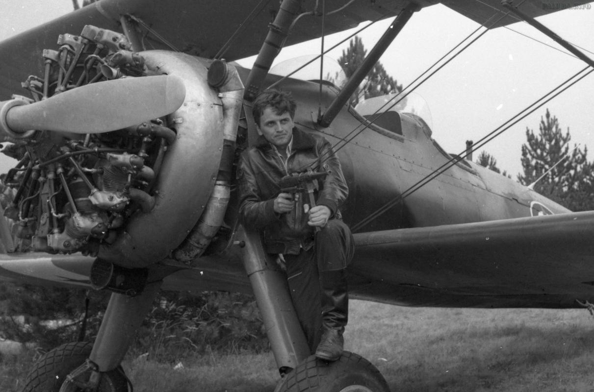 Revell PT-17 1/72 Rado_Baji_Partizanska_eskadrila_1