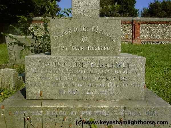 The Keynsham Light Horse Part 2 Ejgallwey_13_det