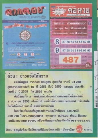16 / 08 / 2558 MAGAZINE PAPER  - Page 2 Lekloylam_20