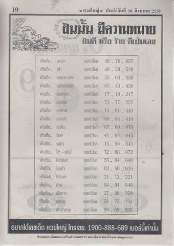 16 / 08 / 2558 MAGAZINE PAPER  Huayyai_10