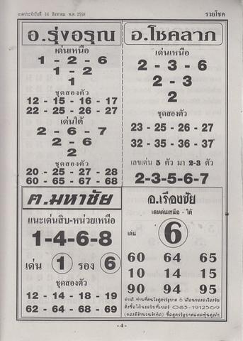 16 / 08 / 2558 MAGAZINE PAPER  - Page 3 Ruaychoke_4_1