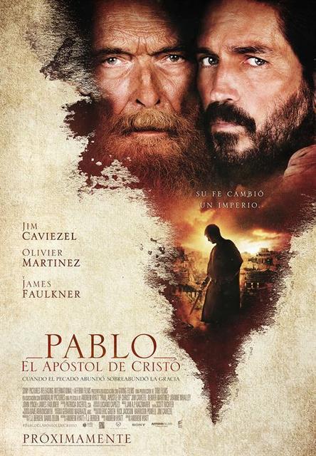 Pablo, el apóstol de Cristo (2018) [Ver Online] [Descargar] [HD 1080p] [Español - Inglés] 2642813