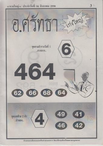 16 / 08 / 2558 MAGAZINE PAPER  Huayyai_3