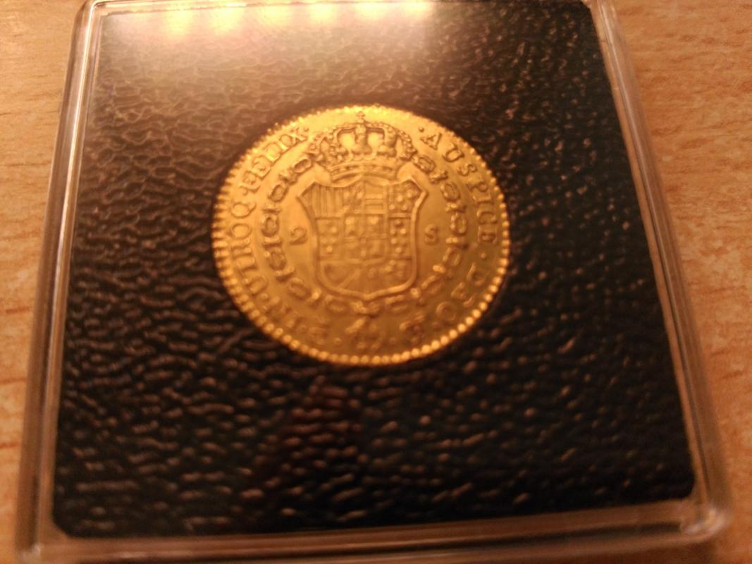 2 Escudos. Fernando VII 1814 CJ/CI. Ceca de Cádiz IMG_20180826_122539