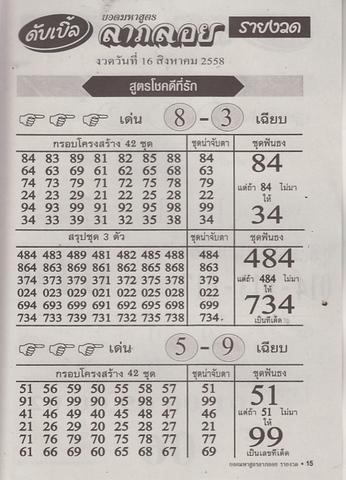 16 / 08 / 2558 MAGAZINE PAPER  Dabble_laploy_14