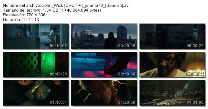 John Wick (Otro día para matar) (2014)[DVDrip][Accion][Castellano][Multi] John_Wick
