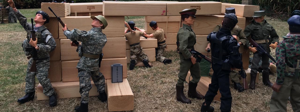 The Munrovians prepare their defenses..part 1. Fullsizeoutput_81a