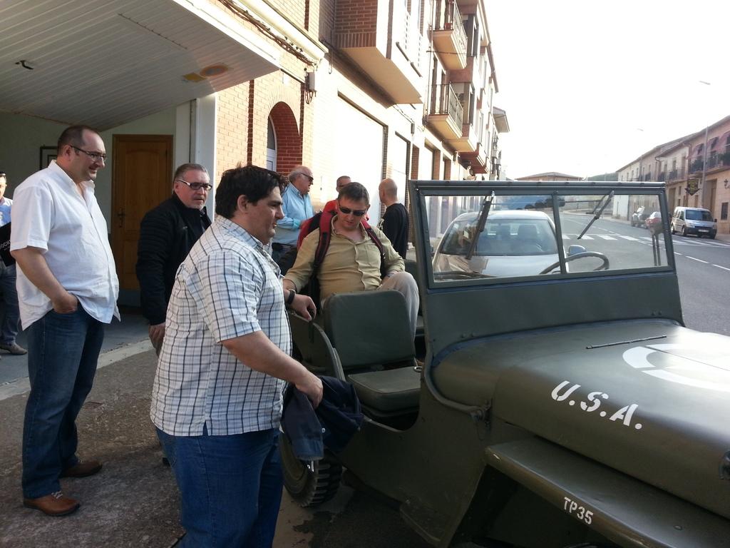 VII CHULETADA CASQUERA (2015 - 09 de Mayo) Fuenmayor (La Rioja) 20150509_195539