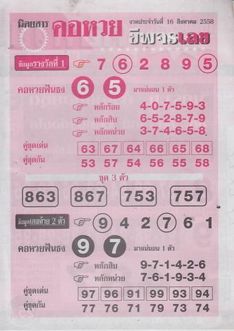 16 / 08 / 2558 MAGAZINE PAPER  - Page 2 Korhuay_2