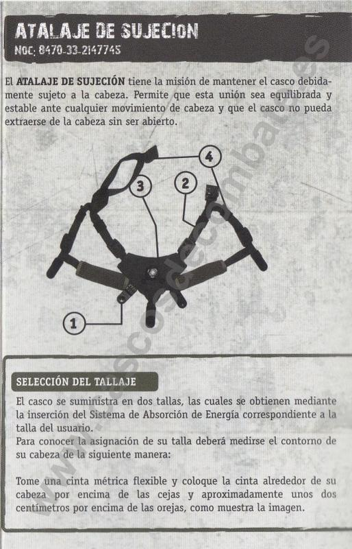 cobat - 2017 - MANUAL DE USO del casco COBAT-01 COBAT-01_2017_Folleto_Marca_De_Aguajpg_Page4