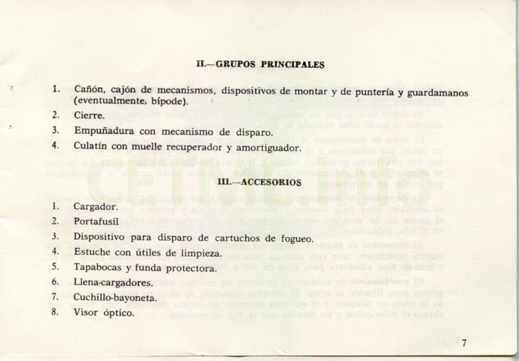 "Manual CETME C ""Santa Bárbara"" 1º Modelo. Manual_p07"