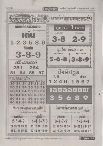16 / 08 / 2558 MAGAZINE PAPER  - Page 2 Lekpatiharn_12