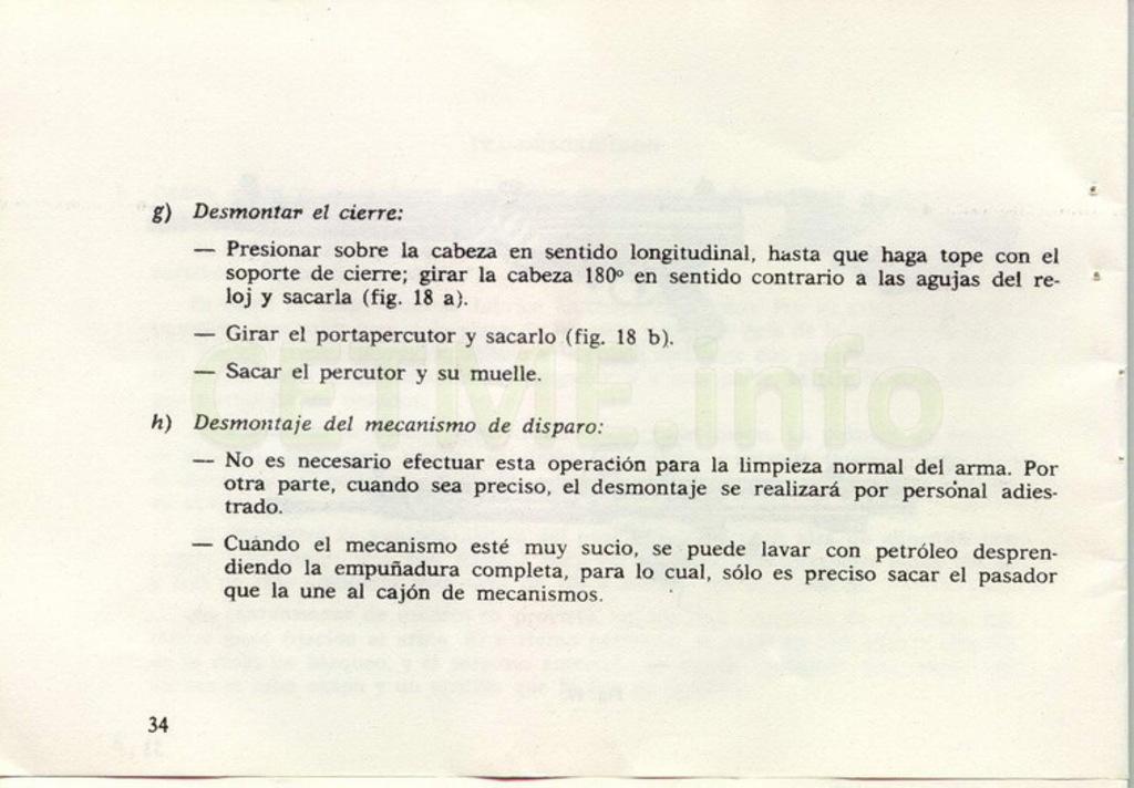 "Manual CETME C ""Santa Bárbara"" 1º Modelo. Manual_p34"