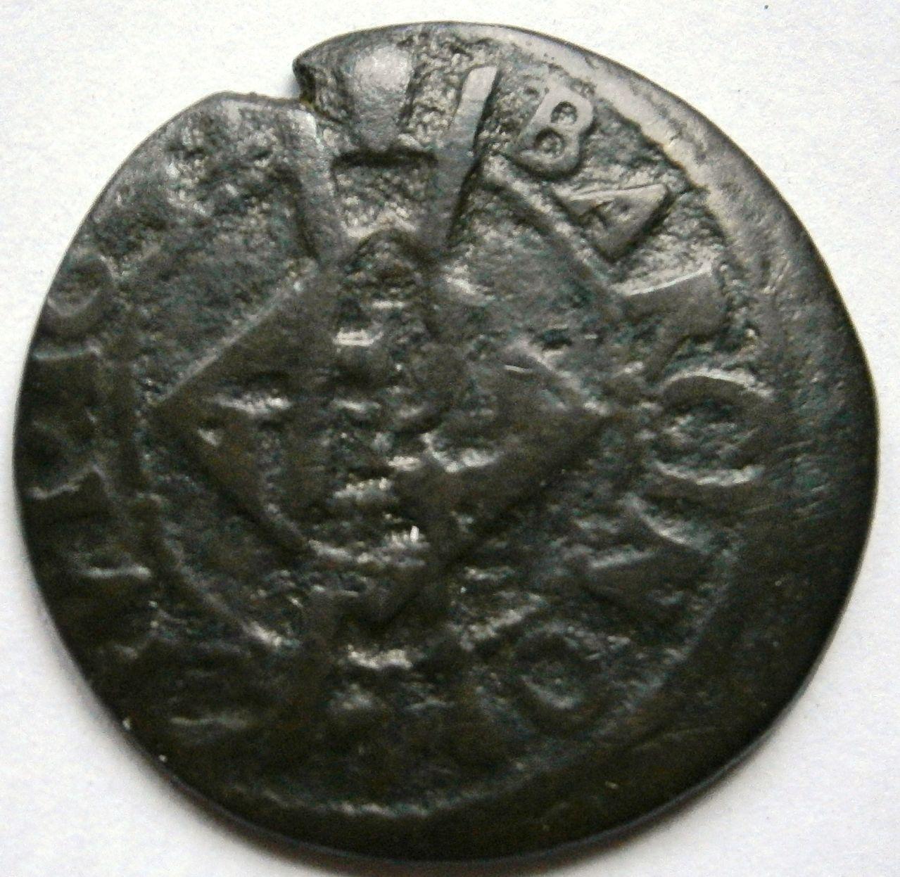 Guerra dels Sagadors Luis XIII Sise de Barcelona de 1642  P1010009