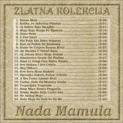 Zlatna kolekcija edicija - Kolekcija Nada_Mamula_2014_-_Zlatna_Kolekcija_Zadnja