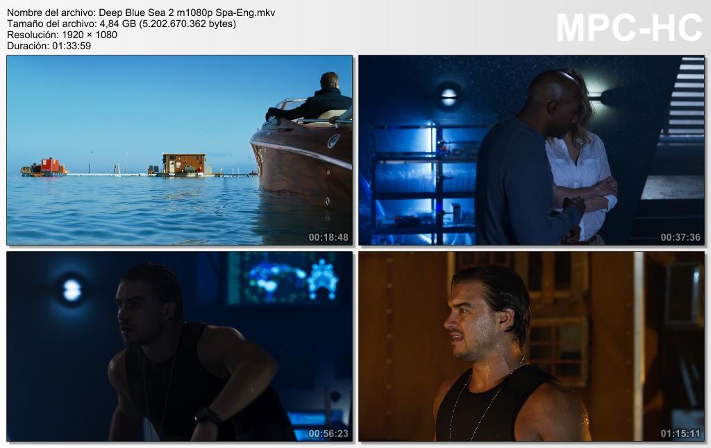 Deep Blue Sea 2 (2018) [Ver Online] [Descargar] [HD 1080p] [Spa-Eng] [Terror] Deep_Blue_Sea_2_m1080p_Spa-_Eng.mkv_thumbs