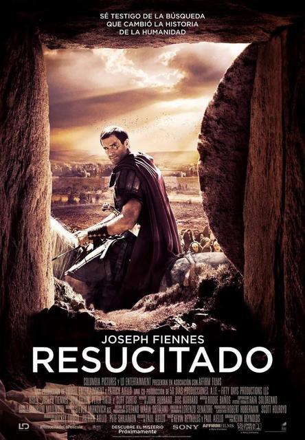 Resucitado (2016) [Ver Online] [Descargar] [HD 1080p] [Espanish - English] [Drama] Risen-593427382-large