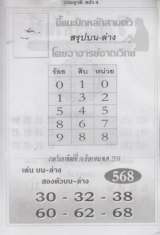 16 / 08 / 2558 MAGAZINE PAPER  - Page 3 Ruamyat_4