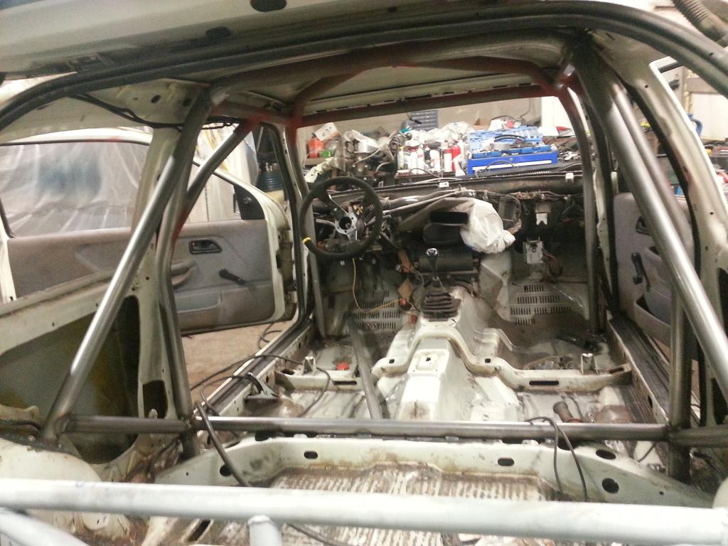 Joel - Ford Sierra 2,0 -88: Isbil goes turbo Update 2017-08-30 - Sida 4 133