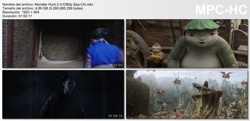 Monster Hunt 2 (2018) [Ver Online] [Descargar] [HD 1080p] [Spa-Chi] [Aventuras] Monster_Hunt_2_m1080p_Spa-_Chi.mkv_thumbs