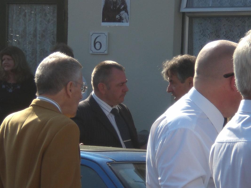 Private  William Cooper Event in Worthing Sussex CIMG3729